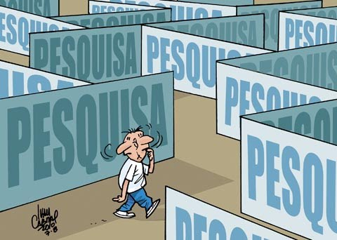 Charge2010-labrinto-pesquisas